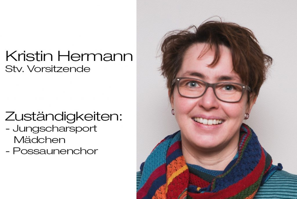 Stellvertretende Vorsitzende Kristin Hermann